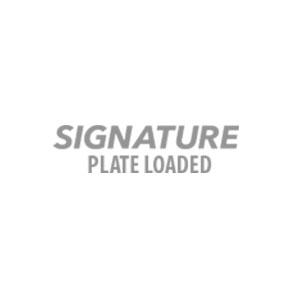 Signature Plate Loaded